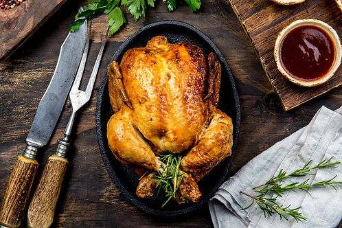 Chicken Whole (1.45kg, 4 people)