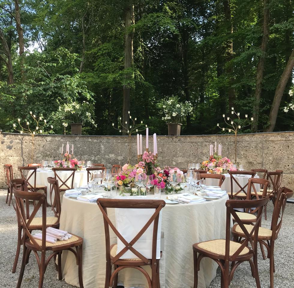 Private wedding - hellbrunn 7