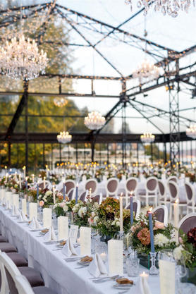 Hochzeit, Abendempfang