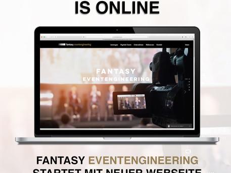 NEW WEBSITE IS ONLINE
