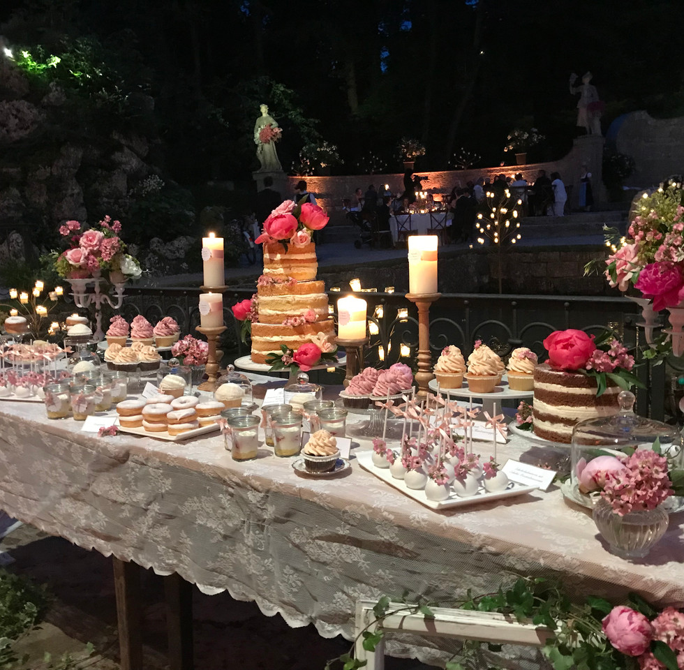 Private wedding - hellbrunn 4