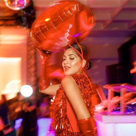PARTY, Dance Floor