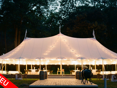 TRADITIONAL POLE MARQUEES FOR UNIQUE EVENTS
