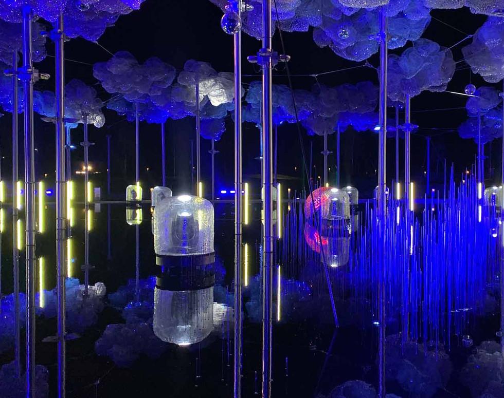Light festival light