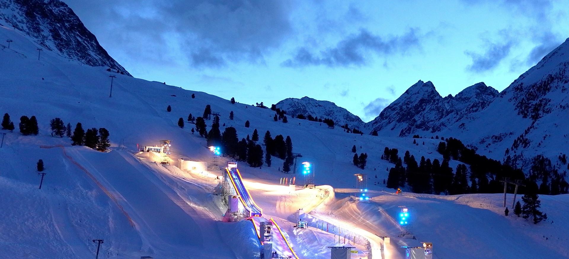 Mountain Events Lichttechnik