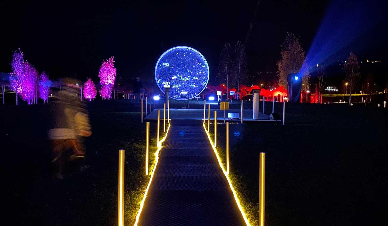 Lichtfestival - Lichter