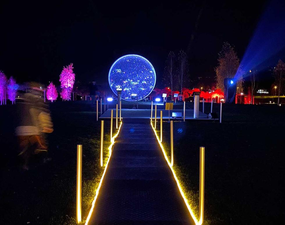Light Festival - Lights
