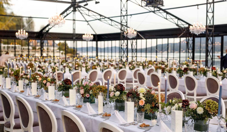 Private Wedding - Dekoration