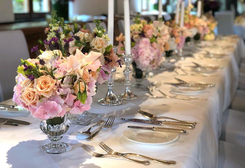 Flower, Bankett, Catering, Hochzeit