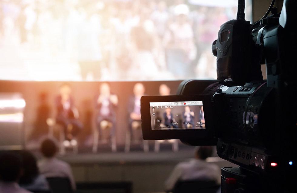 Live Streaming, Online Events, Digital