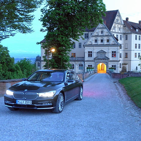 Meeting in a castle