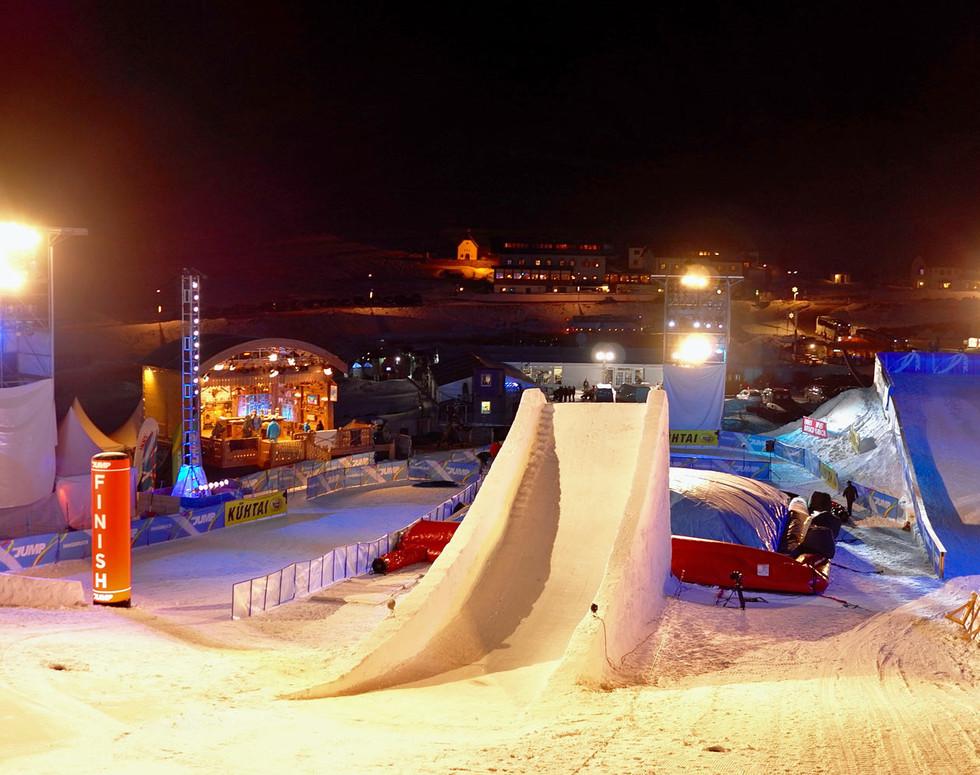 The Jump Ski Event