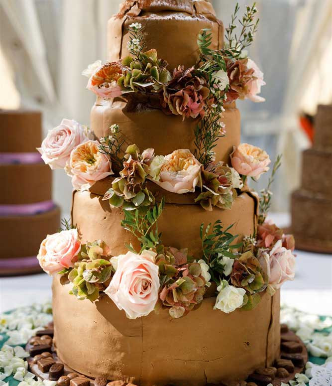 Private Wedding Cake