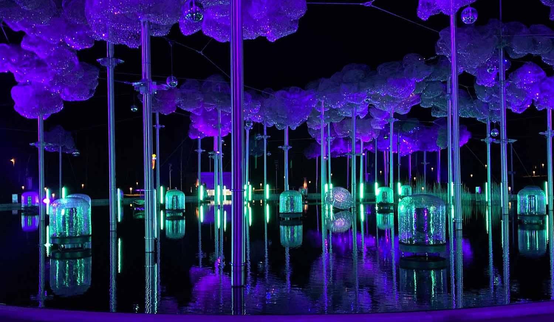 Lichtfestival Movinglights
