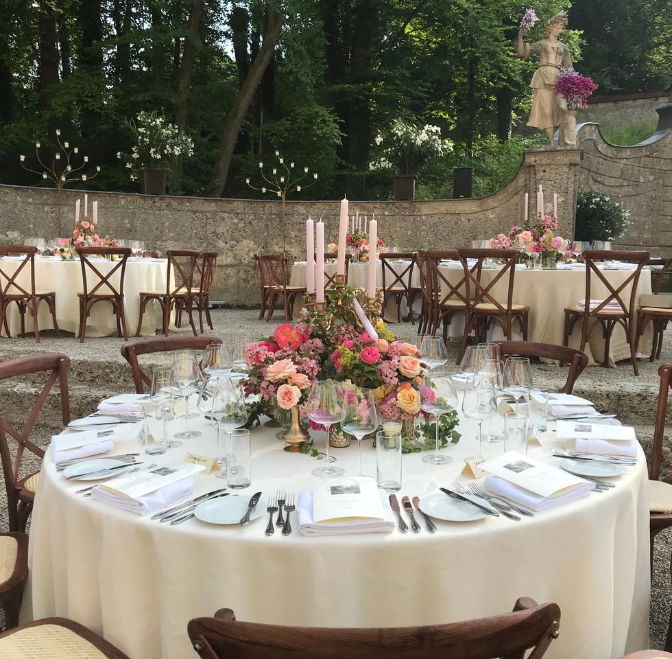 Private wedding - hellbrunn 8