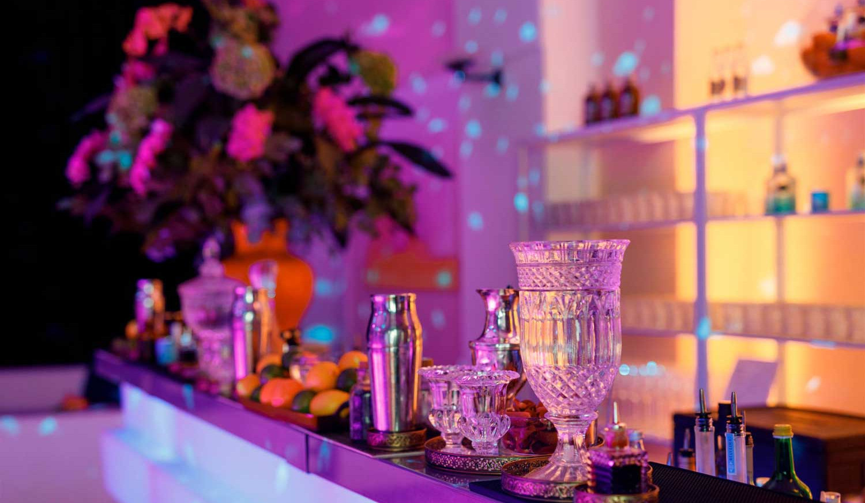 Private Wedding Bar