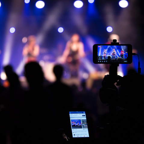 ONLINE EVENTS & LIVE STREAMING