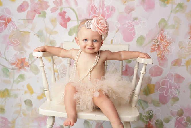 1st birthday photographer KC