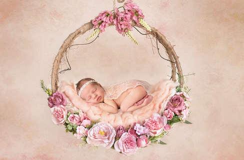 Raymore, MO unique newborn photography