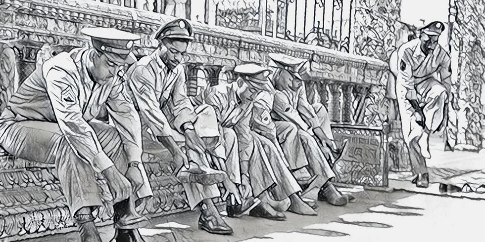 Virtual Experience: Calcutta in World War 2