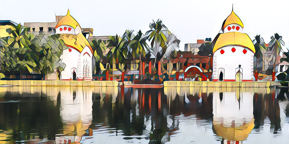 Kidderpore Virtual Trail with Rangan Datta