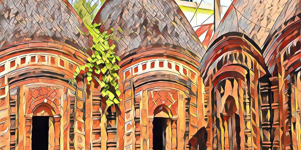 Virtual Experience: Birbhum Terracotta Trail