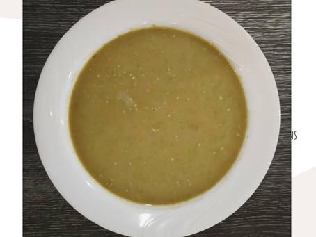 Broccoli Mushroom Soup | Yoga of Eating