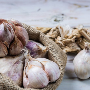 The Benefits of Garlic | Yoga of Eating