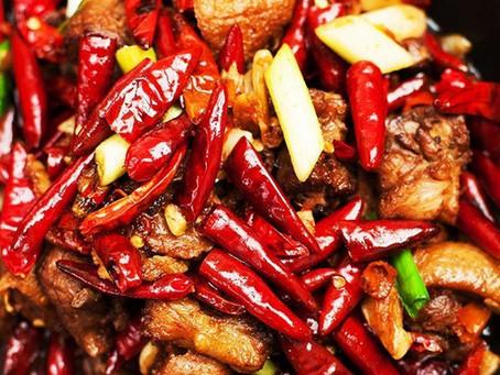 Spicy , Pungent Foods