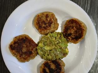 Quinoa Sweet Potato Patties | Yoga of Eating