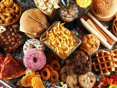 Processed foods and Acid Reflux | Yoga of Eating