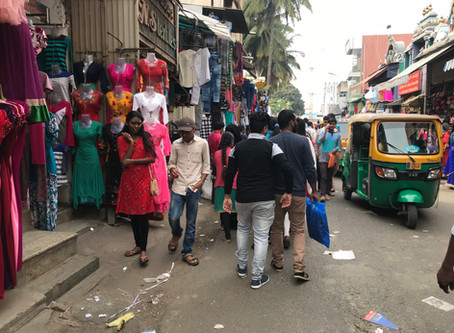 One Last Rice Mess: Biryani in Bangalore and Heading for Chiang Mai
