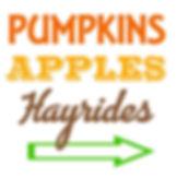 Pumpkins, apples, hayrides.JPG