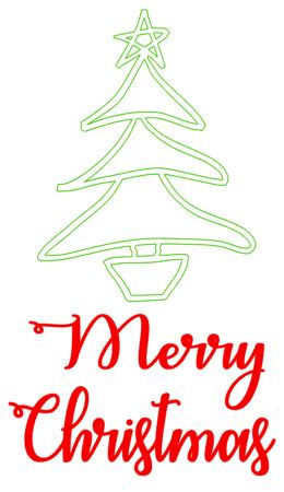 Merry Chistmas Tree.JPG