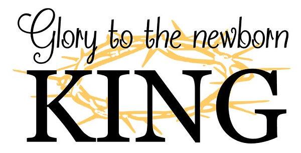 Glory to the newborn king.JPG