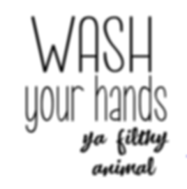Wash your hands ya filthy animal.PNG