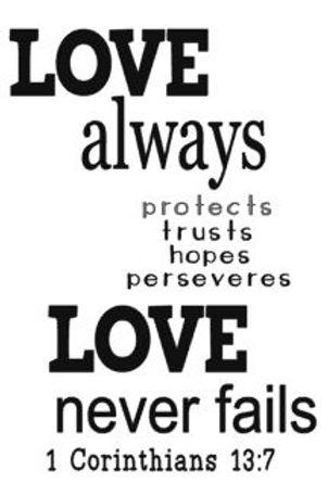Love never ....JPG