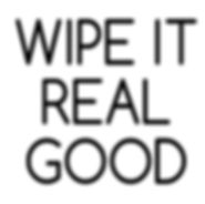 Wipe it real good.JPG