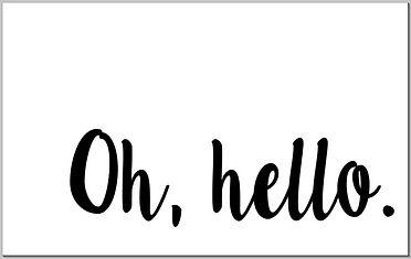 Doormat - Oh, hello.JPG