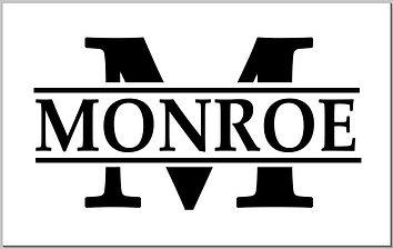 Doormat - M and Monroe.JPG