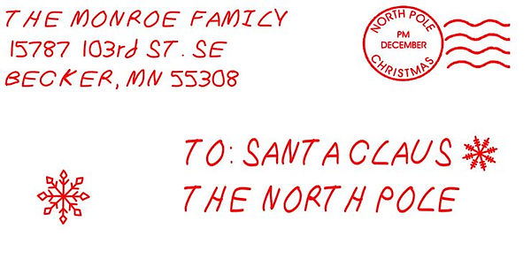 To Santa Claus.JPG