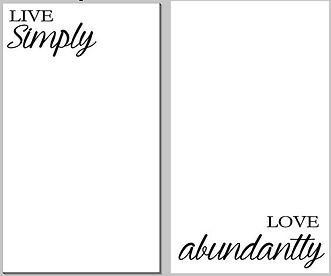 Live Simply.JPG