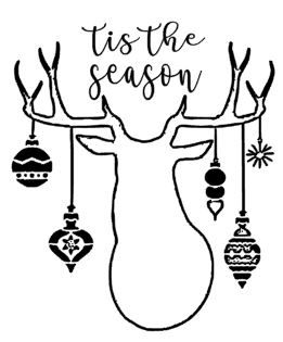 Tis the season - reindeer.JPG