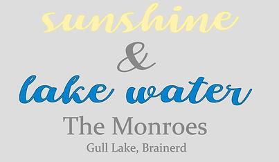 Sunshine and lake water.JPG