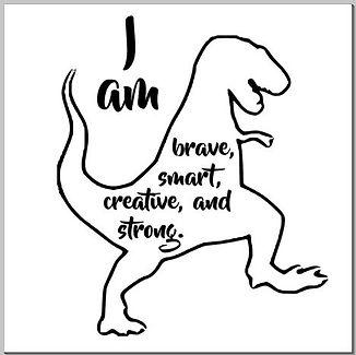 Dinosaur - I am.JPG