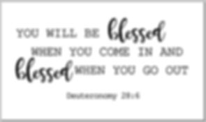 You will be blessed.JPG