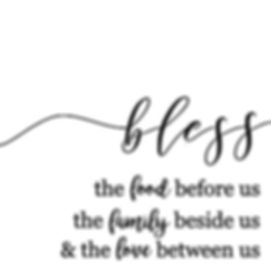 bless the food - new.JPG