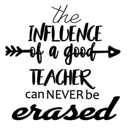 The influence of a good teacher.JPG
