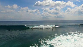 Surfing siargao, Daku Island
