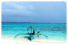 Naked Island, Daku Island, Guyam Island, Island hopping Siargao